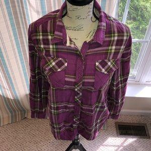 Arizona Jean Company Tops - Arizona Striped Shirt